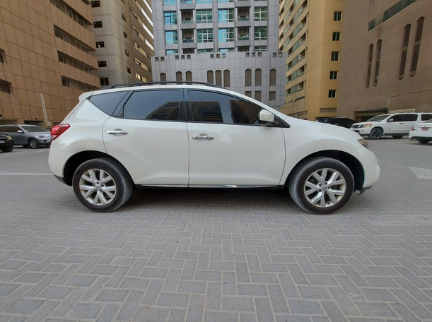 Used 2015 Nissan Murano for sale in sharjah
