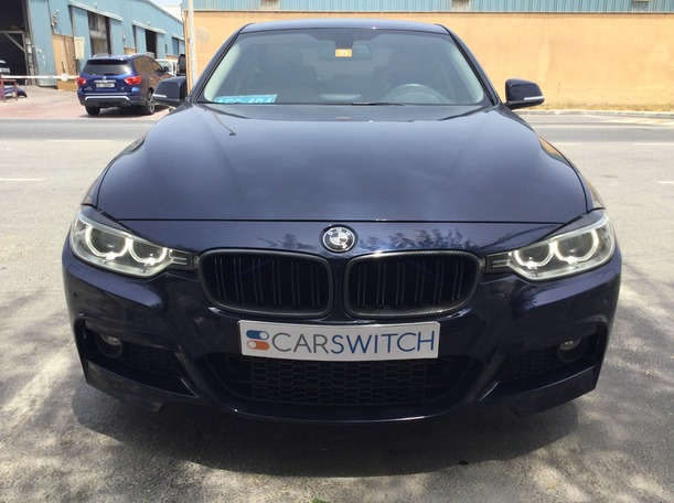 Used 2014 BMW 316 for sale in dubai