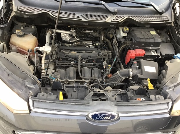 Used 2016 Ford EcoSport for sale in dubai