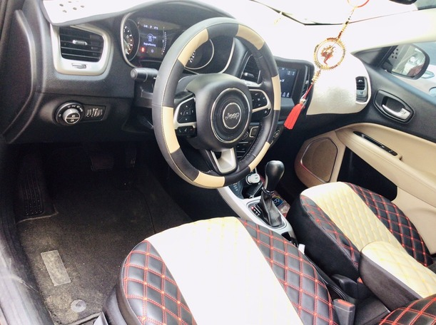 Used 2018 Jeep Compass for sale in abudhabi