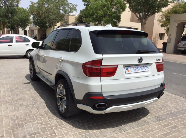 Used 2008 BMW X5 for sale in dubai