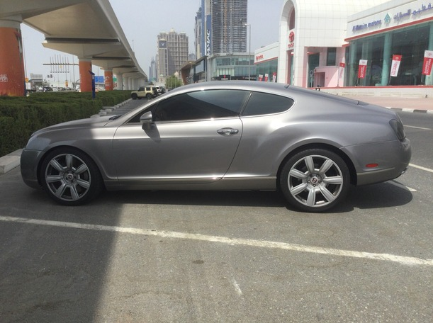 Used 2007 Bentley Continental for sale in dubai