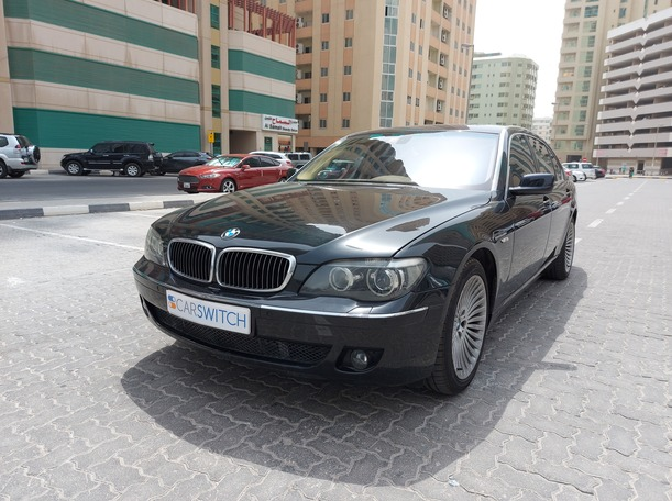Used 2006 BMW 730 for sale in sharjah