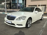 Used 2013 Mercedes S350 for sale in abudhabi