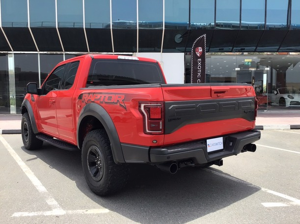 Used 2018 Ford F150 for sale in dubai