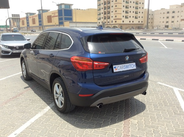 Used 2017 BMW X1 for sale in dubai