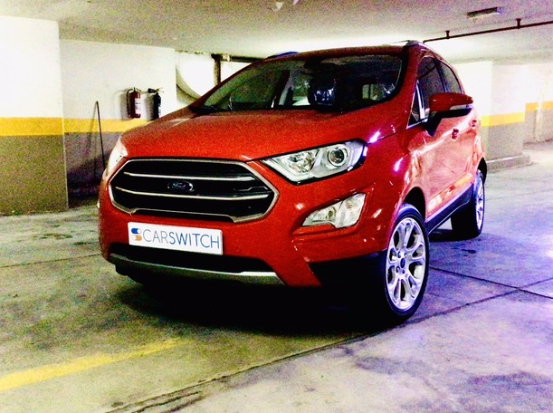 Used 2021 Ford EcoSport for sale in abudhabi