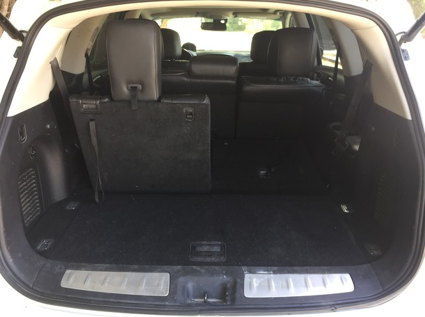 Used 2015 Infiniti QX60 for sale in sharjah