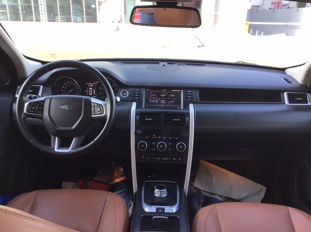 Used 2016 Land Rover Discovery for sale in dubai
