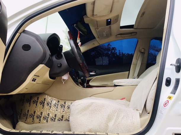 Used 2008 Lexus GS430 for sale in abudhabi