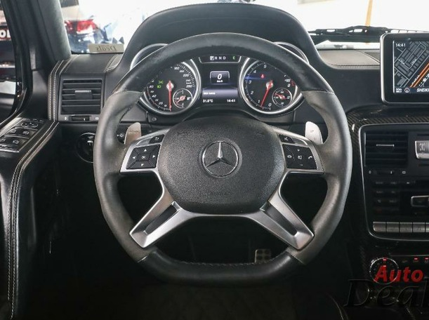 Used 2016 Mercedes G500 for sale in dubai