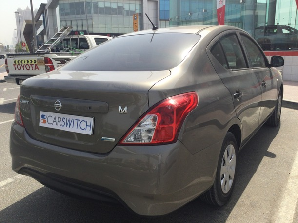 Used 2016 Nissan Sunny for sale in dubai