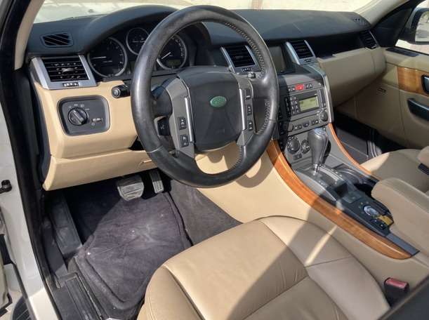 Used 2007 Range Rover Sport for sale in sharjah