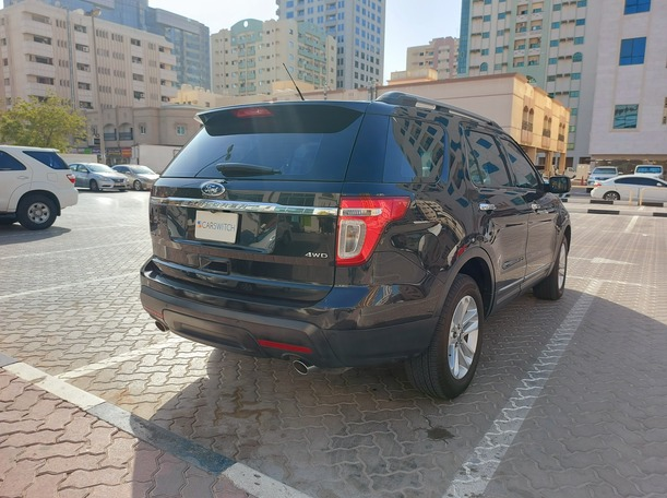 Used 2011 Ford Explorer for sale in sharjah