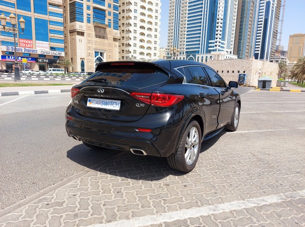 Used 2019 Infiniti Q30 for sale in sharjah
