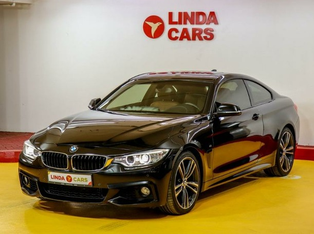 Used 2017 BMW 430 for sale in dubai