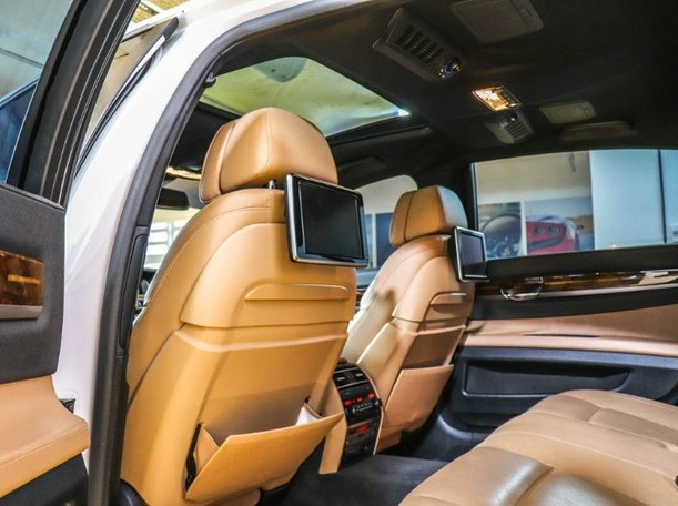 Used 2015 BMW 730 for sale in dubai