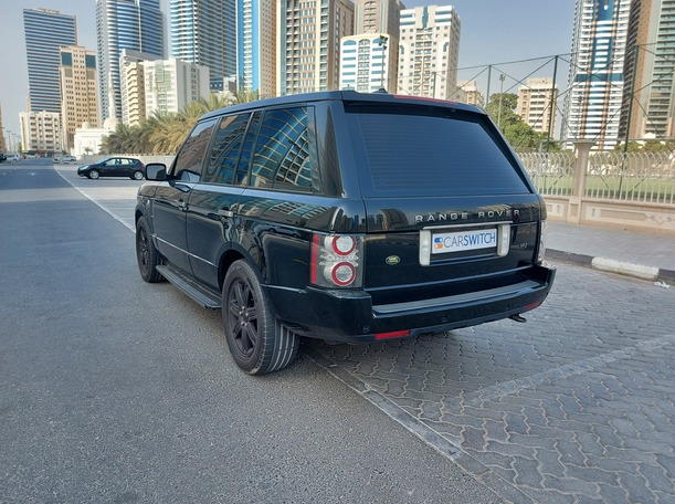 Used 2008 Range Rover HSE for sale in sharjah