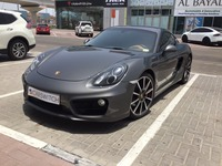 Used 2014 Porsche Cayman S for sale in abudhabi