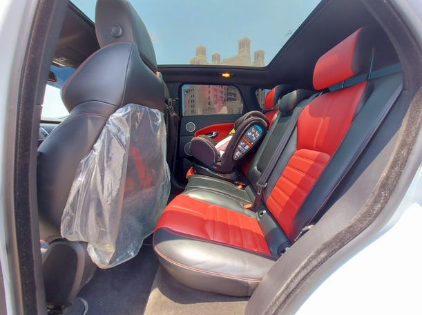 Used 2016 Range Rover Evoque for sale in sharjah