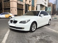 Used 2009 BMW 525 for sale in abudhabi
