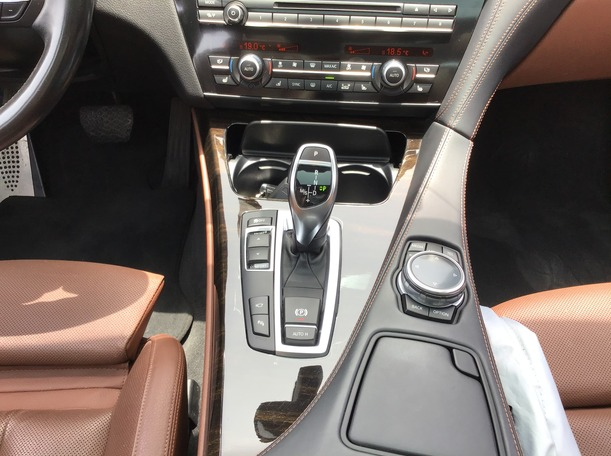 Used 2015 BMW 640 for sale in abudhabi