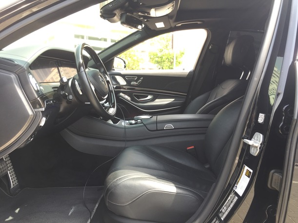 Used 2015 Mercedes S550 for sale in dubai