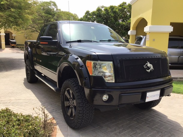 Used 2011 Ford F150 for sale in dubai