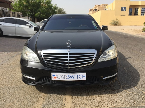 Used 2010 Mercedes S550 for sale in dubai