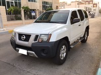 Used 2013 Nissan Xterra for sale in abudhabi