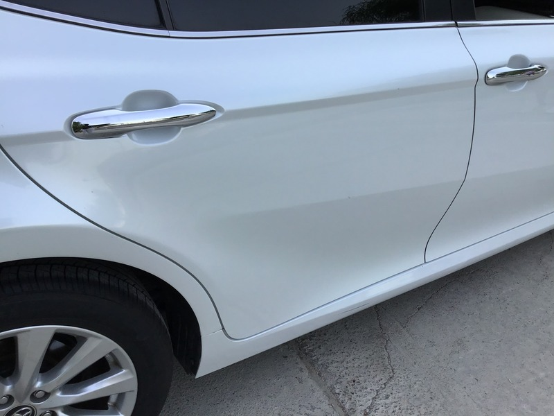 Used 2018 Toyota Camry for sale in abudhabi
