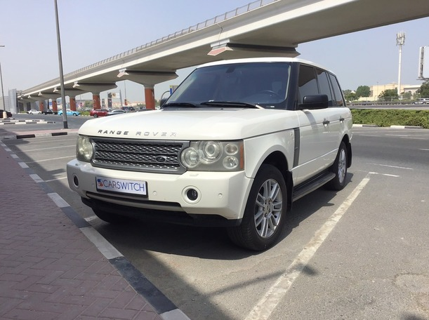 Used 2009 Range Rover HSE for sale in dubai
