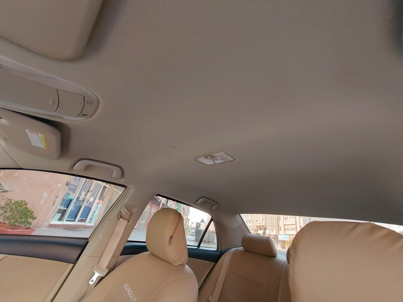Used 2011 Toyota Corolla for sale in sharjah