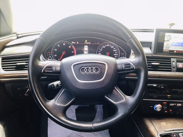Used 2015 Audi A6 for sale in abudhabi