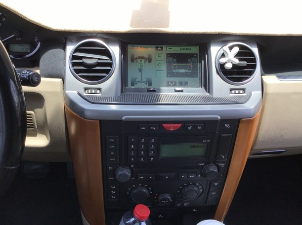 Used 2009 Land Rover LR3 for sale in abudhabi