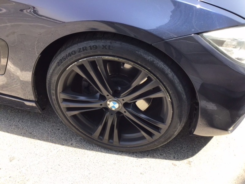 Used 2015 BMW 428 for sale in dubai