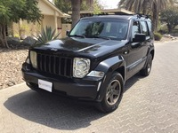 Used 2008 Jeep Cherokee for sale in dubai