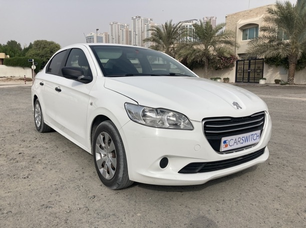Used 2015 Peugeot 301 for sale in sharjah