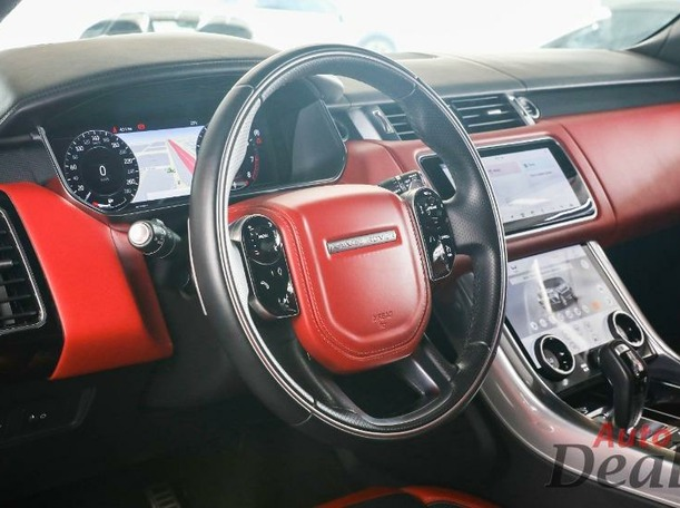 Used 2019 Range Rover Sport Autobiography for sale in dubai
