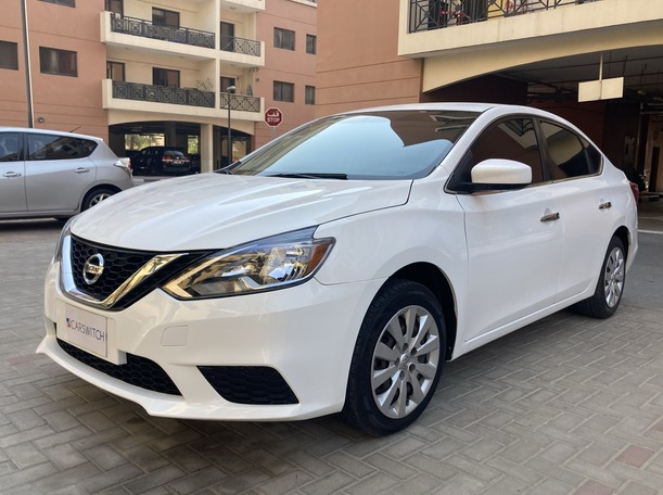 Used 2017 Nissan Sentra for sale in dubai