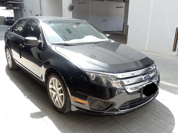 Used 2010 Ford Fusion for sale in dubai