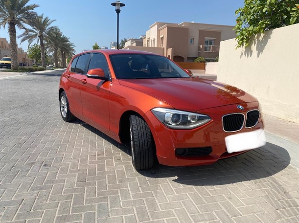 Used 2013 BMW 116 for sale in dubai