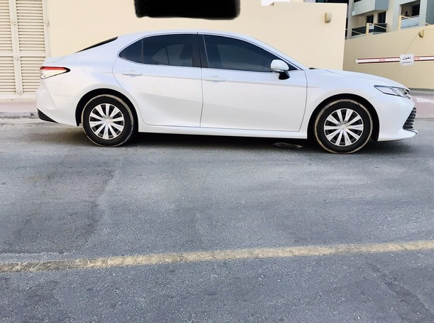 Used 2020 Toyota Camry for sale in dubai