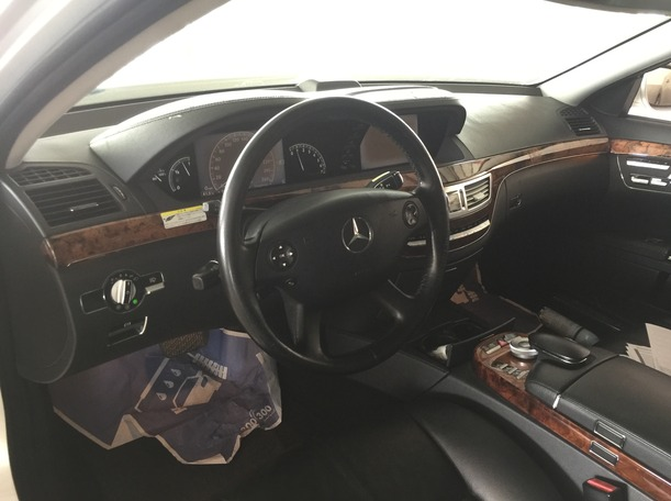 Used 2006 Mercedes S350 for sale in dubai