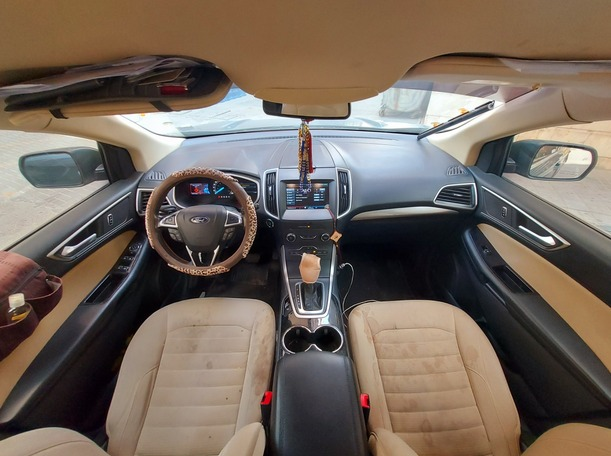 Used 2016 Ford Edge for sale in sharjah