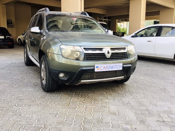 Used 2014 Renault Duster for sale in dubai