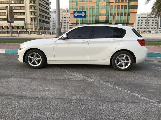 Used 2017 BMW 120 for sale in abudhabi