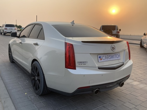 Used 2013 Cadillac ATS for sale in sharjah