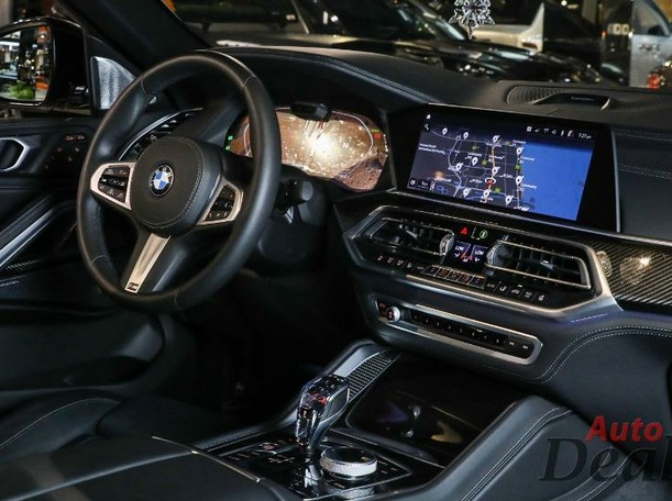 Used 2020 BMW X6 M for sale in dubai