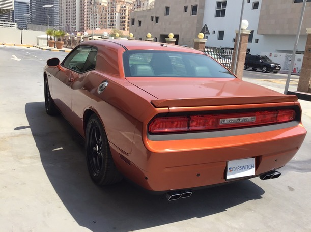 Used 2011 Dodge Challenger for sale in dubai